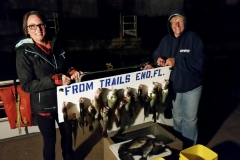 "Another successful Crappie tour with ""All Bout Crappie"" fishing charters."