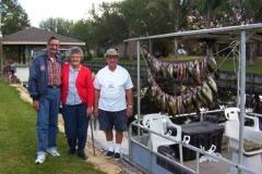 Fishing at Trails End Fishing Resort