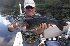 Nice Bass caught 12/12/17