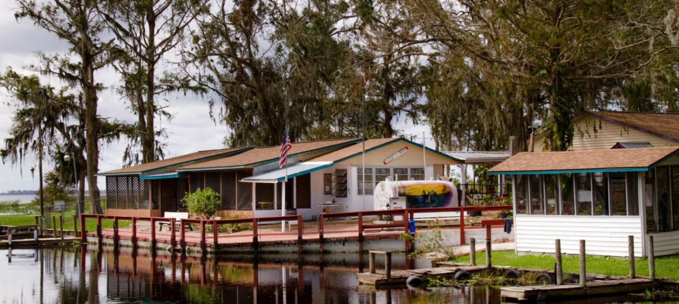 Trails End Fishing Resort Bait & Tackle Shop